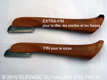 Trimmers Anglais